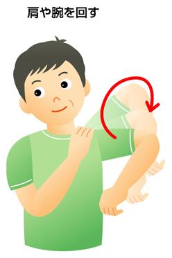 腰痛オンライン 肩こり予防体操